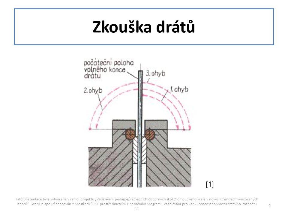 Zkouška drátů [1]